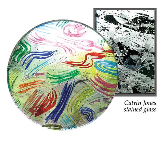 Catrin Jones Architectural Glass Swansea