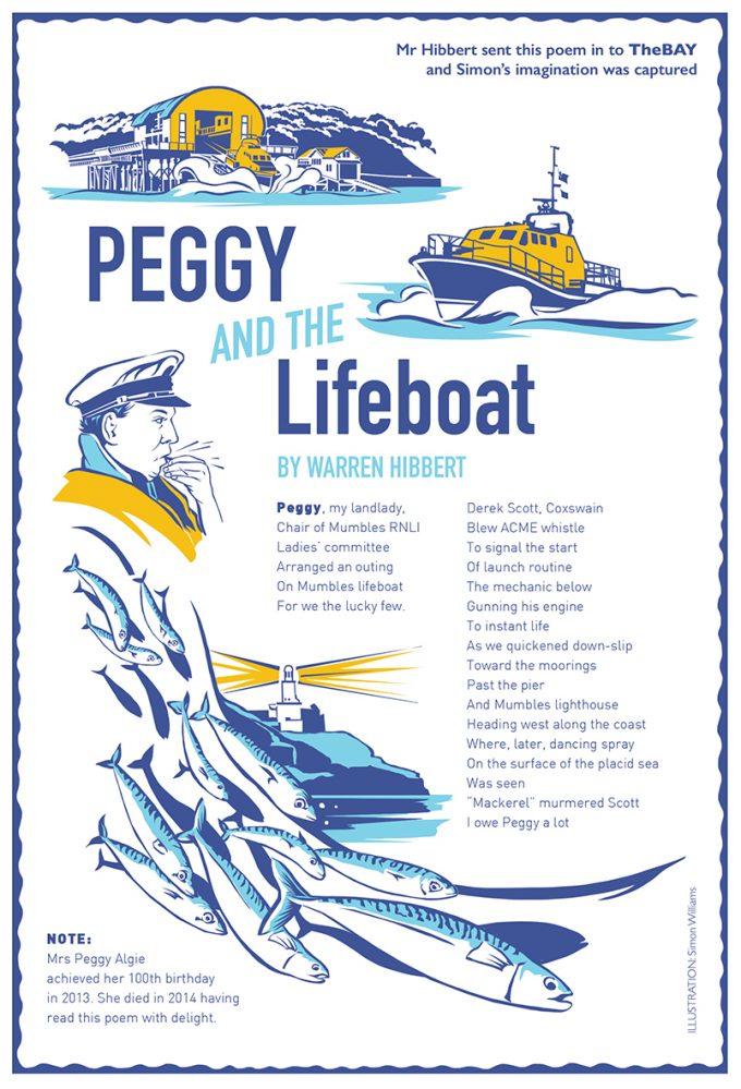 OCT2015Peggyandthelifeboatpic